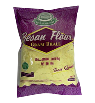Picture of Hosue Brand Besan Flour 500gm