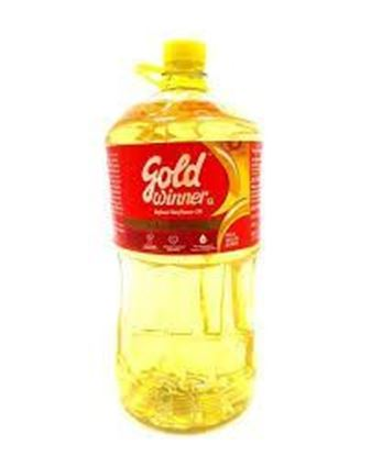 Picture of Gold Winner Sunflower Oil 2 Lr