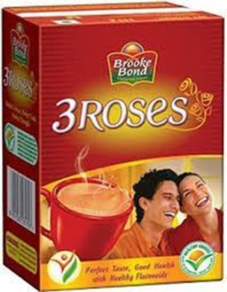 Picture of Brooke Bond 3Roses Tea 250gm