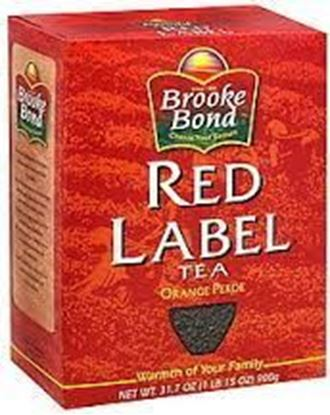 Picture of Brook Bond Red Label 250gm
