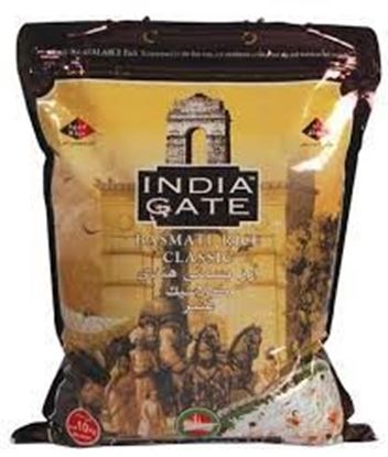 Picture of India Gate Basmati Classic 5kg