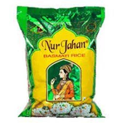 Picture of Nur Jahan Basmati Rice 5kg