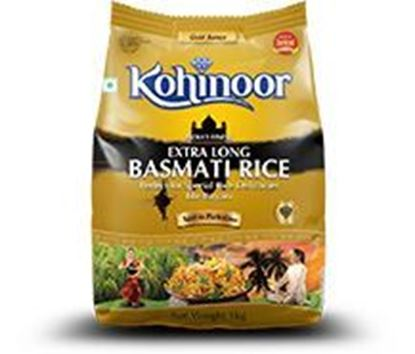 Picture of Kohinoor Basmatic Rice 1kg
