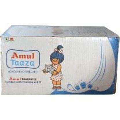 Picture of Amul Milk Carton (1Lr x 12pcs)