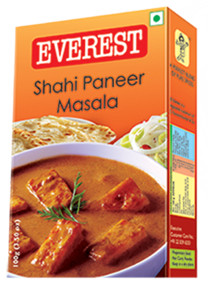 Picture of everest shahi paneer masala