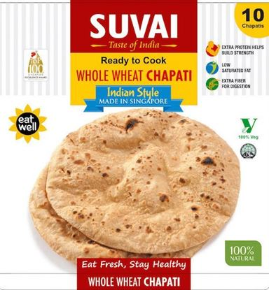 Picture of Suvai Chapathi 10pcs