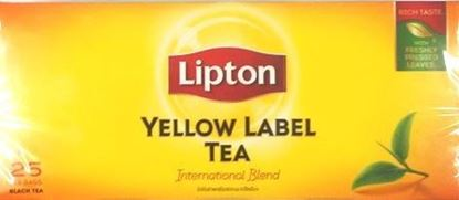 Picture of Lipton Yellow Label Tea(25 Tea Bags)