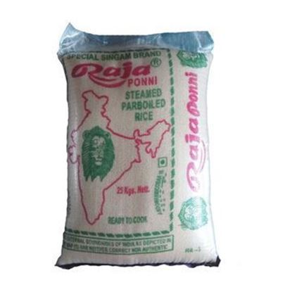 Picture of Raja Ponni Rice 25kg