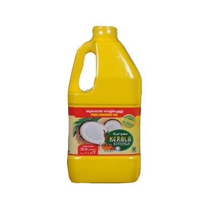Picture of Kerala Kitchen Coconut Oil 2L